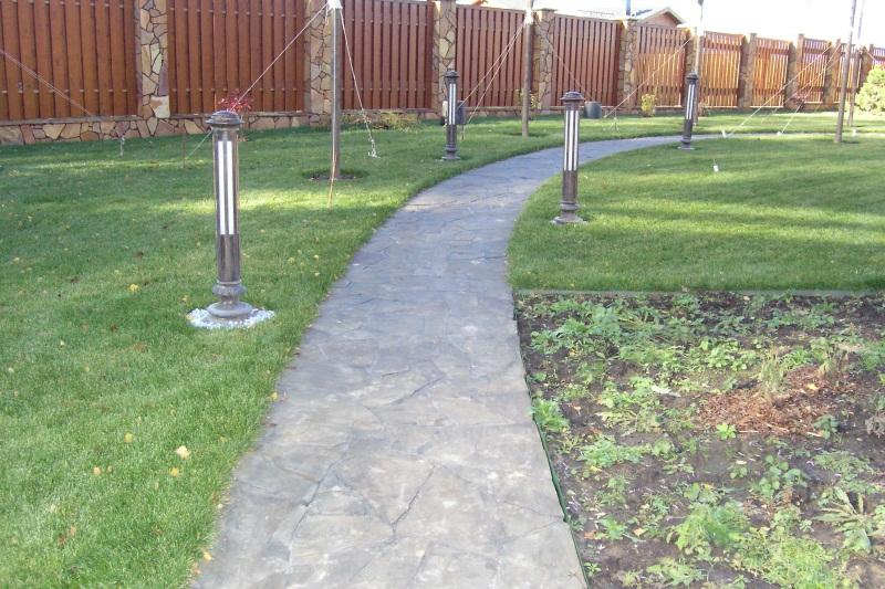 дорожки из плитки тротуарной фото