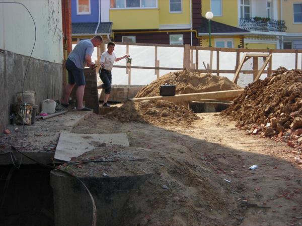 Расценки Земляные работы | Строительство дома